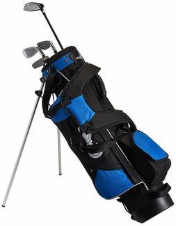 $120 NIB Confidence Junior Golf Club Set with Stand Bag for