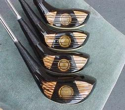 Wilson 1200 LADY golf clubs Wood Set Refinished Woods Driver