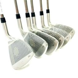 Wilson 1200 Pro Tour Ladies Golf Irons 4 5 6 8 9 Sand Wedge
