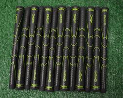 13 Winn Dri-Tac Black Golf Grips - Oversize - 50 Grams - 194