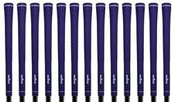 13 Majek Ladies Tour Pro Purple Undersize Golf Grips