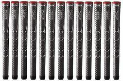 13 x Winn Dri-Tac DriTac AVS Soft Dark Gray Standard Size Go