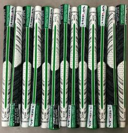 13Pcs Golf Pride Golf Club Grips MCC Align - Standard Green