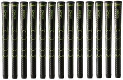 13pcs set black green golf grips dritac