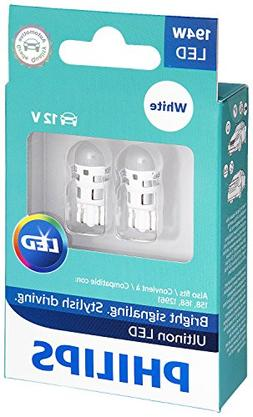 Philips 194 Ultinon LED Bulb , 2 Pack
