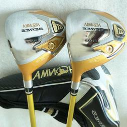 1pcs. HONMA Golf Clubs S-03 4 Star 5/18 Felx R Golf Fairway
