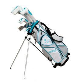Tour Edge Women's 2014 Lady Edge Golf Starter Set, Ladies Fl