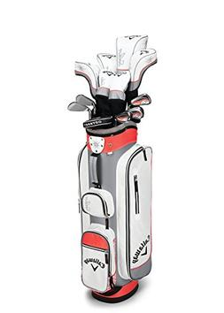 Callaway 2016 Women's Solaire Complete Golf Set, Right Hand,