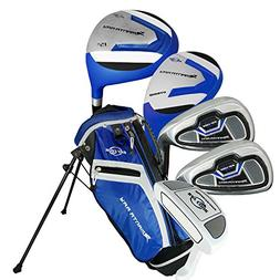 Ray Cook Golf- 2017 Manta Ray 8pc Junior Set with Bag Ages 9