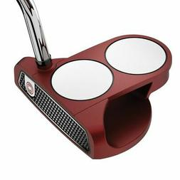 ODYSSEY 2017 O-WORKS RED 2-BALL PUTTER 35 IN