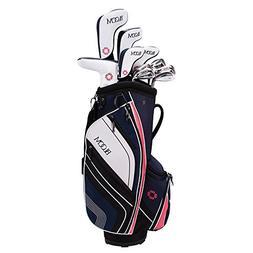 Cleveland Golf Women's Bloom Max Complete Golf Set
