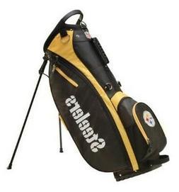 Wilson 2018 NFL Carry Golf Bag, Pittsburgh Steelers