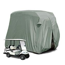 【2019 Upgraded】 Outdoor Golf Cart Cover for EZ GO,Club C