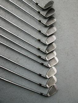 RMC 270 Golf Clubs. Set of 11. Irons 2,3,4,5,6,7,8,9. Plus: