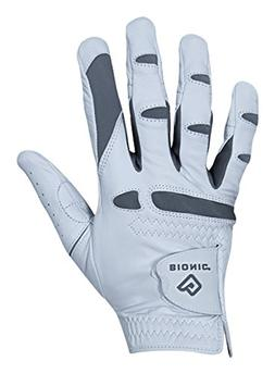 3 Bionic Performance Grip Pro Golf Gloves Left Handed Mens X