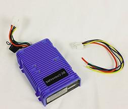 30 Amp Golf Cart Voltage Reducer  - 350 Watts Dual Power Sou