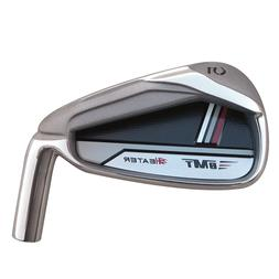 """37"""" Heater BMT SINGLE LENGTH IRONS MENS Golf Clubs 4-SW Stee"""