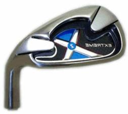 """38"""" Extreme X2 SINGLE LENGTH IRONS MENS Golf Clubs 3-PW Stee"""