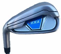 "38"" KRX7 SINGLE LENGTH IRONS MENS Golf Clubs 4-SW Steel Regu"