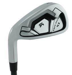 """38"""" SINGLE LENGTH GRAND HAWK XP-R Golf Clubs 5-PW,SW,LW Stee"""