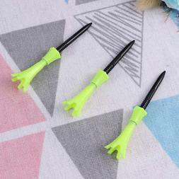 3pcs Golf Club Nails Training Golf Tee T204 Adjustable Golf