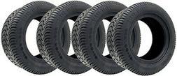 Arisun 205/50-10 DOT Street Tires for EZGO, Club Car, Yamah