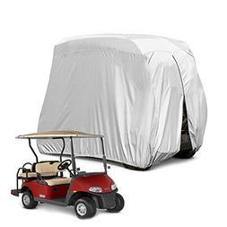Himal 4 Passenger 400D Waterproof Sunproof Golf cart Cover r