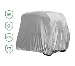 4 Passengers Golf Cart Cover For Yamaha EZ-GO Club Car Prote