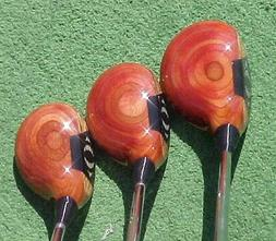 Wilson 4175 LADY golf clubs Woods Set Refinished Womens Driv