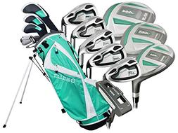 Bullet Golf .444 Ladies Complete Set Left Handed Bag