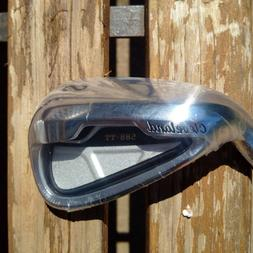 Cleveland 588 TT Sand Wedge Steel Shaft Left Hand Golf Club.