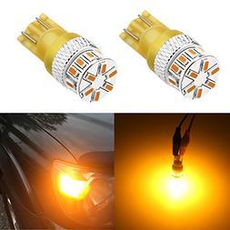 Alla Lighting Super Bright T10 194 LED Bulb High Power 3014
