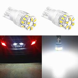 Alla Lighting T10 194 LED Bulb 4014 18-SMD Xtremely Super Br