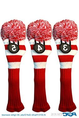 Majek #3, #4, & #5 Hybrid Combo Pack Rescue Utility Red & Wh