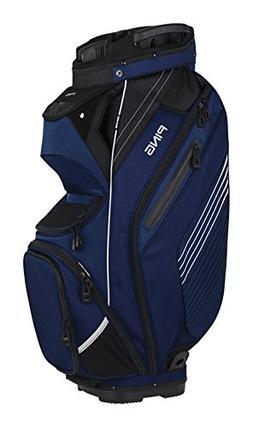 PING Pioneer Cart Bag, Navy/Black/White