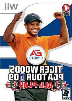 Tiger Woods PGA Tour 09 All-Play - Nintendo Wii