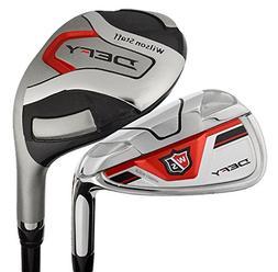 Wilson Golf- Staff Defy Hybrid Irons