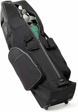 AmazonBasics Soft-Sided Golf Club Travel Bag Case on Wheels