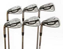 Callaway Apex Pro 16 Iron Set 5-PW FST KBS Tour-V 110 Steel