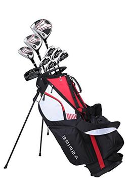 Aspire XD1 Men's SENIOR ALL GRAPHITE Complete Golf Clubs Pac