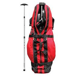 Golf Bag Stiff Strong Arm Travel Club Protector For Travelli
