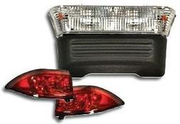 Basic Light Kit for Electric Club Car Precedent Golf Cart, '