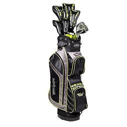 Tour Edge Golf Bazooka Graphite Box Full Golf Club Set, Blac