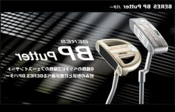 BERES BP Putter BP-2005 Chrome-plated finish from japan