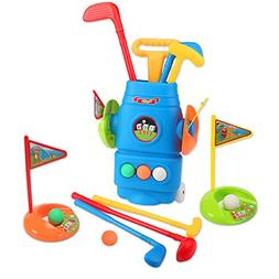 BEST Kids Golf Clubs Todder Golf Set Sports Toys Toddlers fo