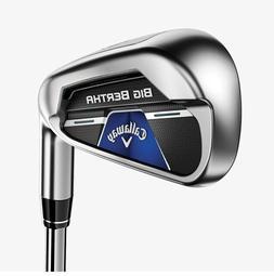 Callaway Golf Big Bertha B21 Irons  Men's RH Graphite R-flex