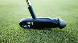 Black Peter Putter Golf gag gift joke