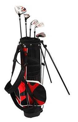 Nitro Blaster Kid's Golf Club Set, 31 Inch, Graphite, 15-Deg