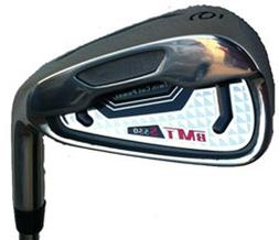 BMT S550 IRONS Golf Clubs 3-PW Taylor Fit Stiff Assembled At