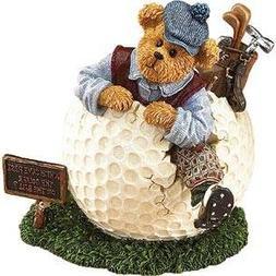 Boyds Golfer Bear Wilson Putterstuff #2277991